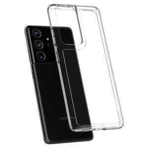 Ốp chống sốc Galaxy S21 Ultra - Spigen ULtra Hybrid